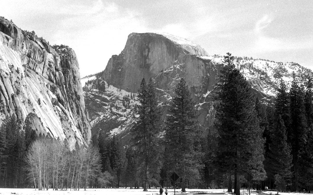 Yosemite, March 2018